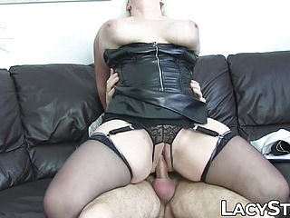 Doc Lacey Starr butt fucked by well known patient Pascal Milky