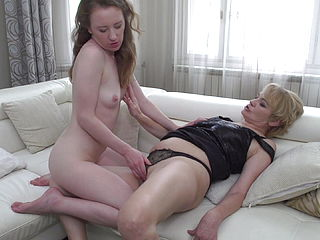 Mommy and daughter in law having taboo bang out