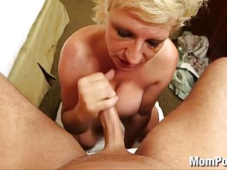 Godly big chested expert female featuring super hot fuck a thon act concluding with jizz shot