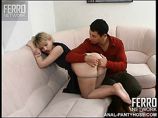 Kinky blondie mummy with a excellent backside Amelia has a youthful boy finger tickling her fuck holes