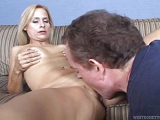 Payton Leigh takes a ride on a guys big hard cock