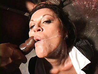 DeBella is a cock-hungry breezy who enjoys pulverizing numerous fellows
