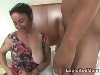 Enticing accomplished dame in bi racial porno flick