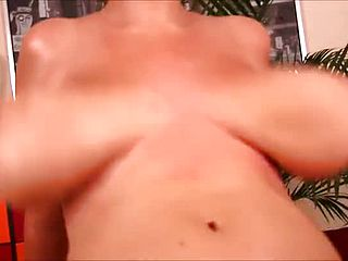 Ultra cute breasty mature doll performing in hand job Hardcore vid