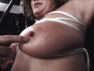 Superslut with big titties gets disciplined by her accomplished sir