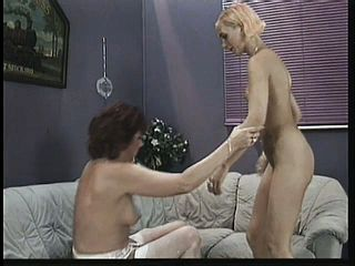 Lusty mature g g cant stand against this molten youthful blondes awesome cooter
