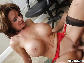 Mature pornography movie featuring Deauxma and Kris Slater