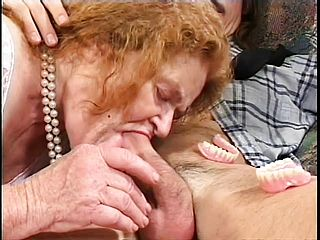 A muddy older female needs to have her liberate coochie violently porked